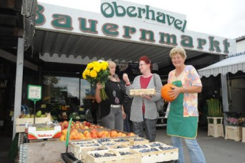 Bild Oberhavel Bauernmarkt Schmachtenhagen