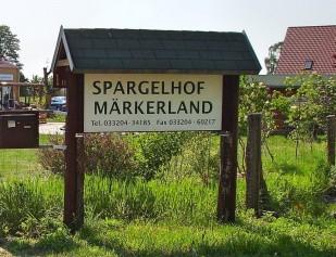 Bild Spargelhof Märkerland / René Falkenthal