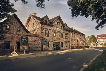 Bild Stork Club Rye Whiskey Destillerie